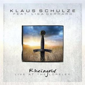 Rheingold (Klaus Schulze album) - Image: Schulze Rheingold