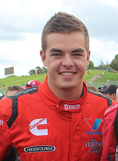 Scott McLaughlin Scott McLaughlin 2013 V8 Supercar Test Day.jpg