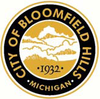 Official seal of City of Bloomfield Hills