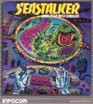 Seastalker - Image: Seastalker box art