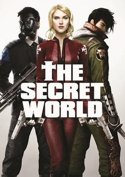 Picture of a game: The Secret World