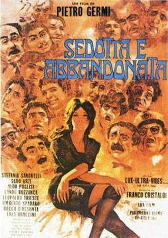 Seduced and Abandoned - Image: Seducedabandoned