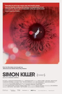 <i>Simon Killer</i> 2012 film by António Campos