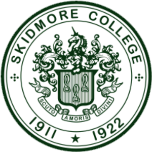 Skidmore College - Seal of Skidmore College