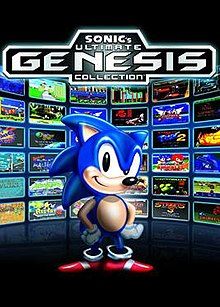 Sonic S Ultimate Genesis Collection Wikipedia
