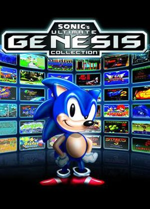 Sonic's Ultimate Genesis Collection - Image: Sonic Ultimate Genesis Collection