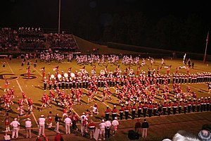 Opelika High School - Opelika High School band