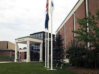 Western New England University School of Law - S. Prestley Blake Law Center