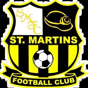 St Martins F.C. - Image: St Martins FC