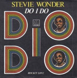 Do I Do - Image: Stevie Wonder Do I Do Alternate 7Inch Single Cover