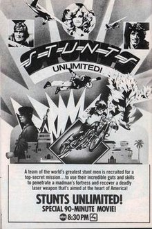 Stunts Unlimited (film) - Wikipedia
