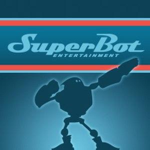 SuperBot Entertainment - Image: Super Bot E. logo