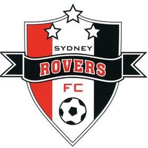 Sydney Rovers FC - Image: Sydney rovers fc