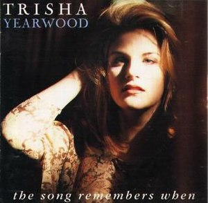 The Song Remembers When (song) - Image: TY The Song Remembers single
