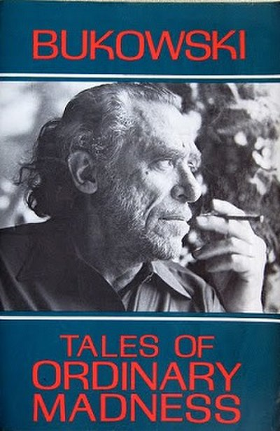 Picture of a book: Tales Of Ordinary Madness