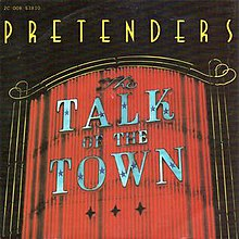 3594dc0184a70 Talk of the Town (song) - Wikipedia
