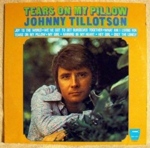 Tears on My Pillow (album) - Image: Tears on My Pillow (album)