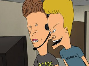 Tech Support (Beavis and Butt-Head) - Image: Tech Support B and B