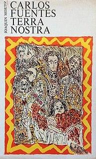 <i>Terra Nostra</i> (novel) book