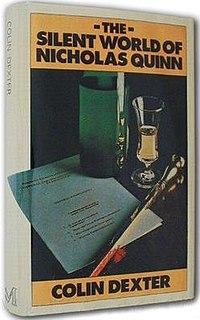 <i>The Silent World of Nicholas Quinn</i>