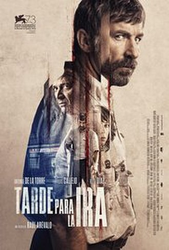 The Fury of a Patient Man - Film poster