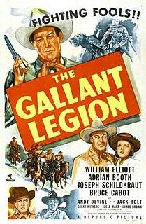 <i>The Gallant Legion</i> 1948 film by Joseph Kane