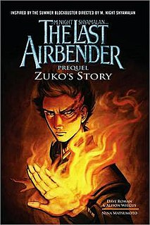 <i>The Last Airbender Prequel: Zukos Story</i>