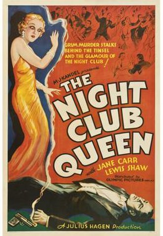 The Night Club Queen - Image: The Night Club Queen