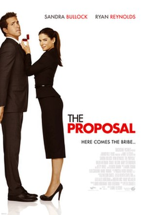The Proposal (film) - Theatrical release poster