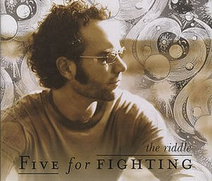 The Riddle (Five for Fighting song) - Image: The Riddle (You and I)