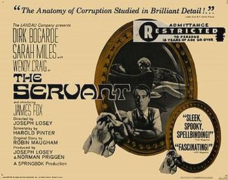 The Servant (1963 film) - Image: The Servant (film)