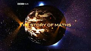 The Story of Maths - Title screenshot