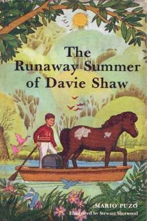 The Runaway Summer of Davie Shaw - First edition (publ. Platt & Munk)