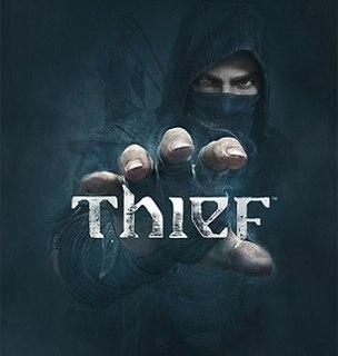 <i>Thief</i> (2014 video game) 2014 video game