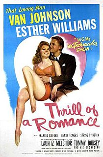 <i>Thrill of a Romance</i>