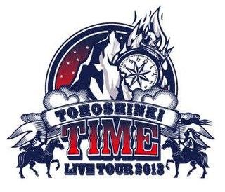 Time: Live Tour 2013