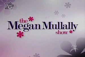 The Megan Mullally Show - Title card