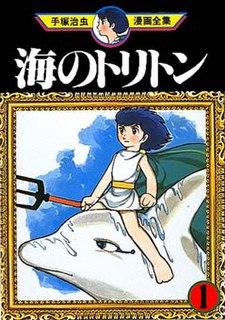 <i>Triton of the Sea</i> manga series created by Osamu Tezuka