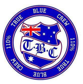 True Blue Crew - Image: True Blue Crew Logo