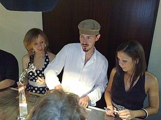 Urban Trad - Soetkin Collier (left), Yves Barbieux, Veronica Codesal