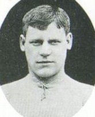 Walter Abbott - Abbott pictured in 1907