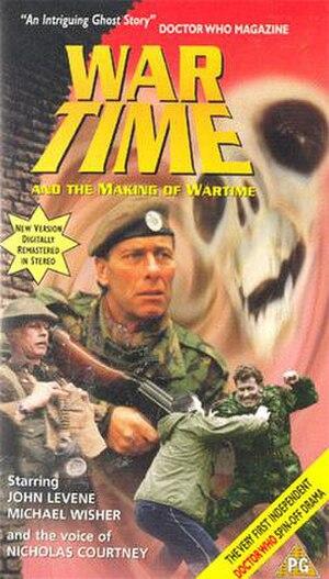 Wartime (film) - Image: War Time 1997 VHS cover