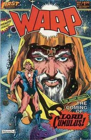 Warp! - Image: Warp Issue One lowres
