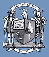 Official seal of Weston, Connecticut