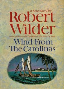 Image result for wind from the carolinas robert wilder