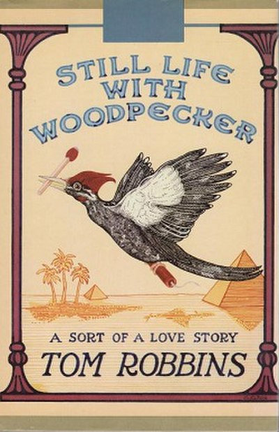 Picture of a book: Still Life With Woodpecker