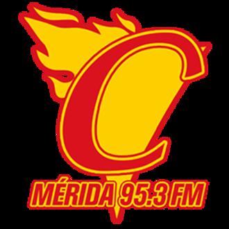 XHMH-FM - Image: XHMH merida 953 logo