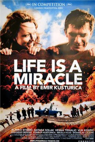 Life Is a Miracle - The Life Is a Miracle movie poster