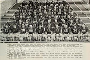 1955 Illinois Fighting Illini football team - Image: 1955 Illinois Fighting Illini football team