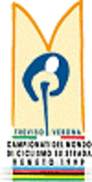 1999 UCI Road World Championships - Image: 1999 UCI Road World Championships logo